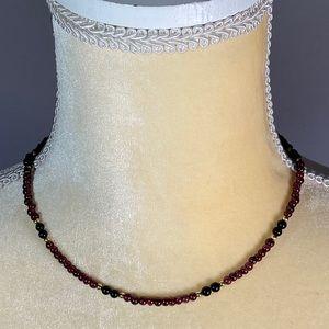 Necklace/Choker- Beaded